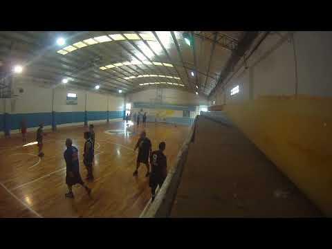 Basketball Malvinas Mar del Plata 21 10 17  parte Uno