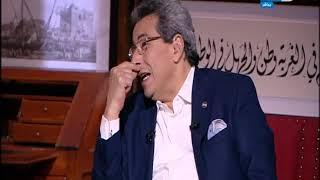 أخر النهار - محمود سعد يسأل مدحت صالح سؤال مُحرج!!