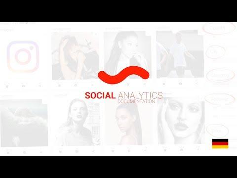Instagram Marketing Software Tool für Influencer: Social Analytics - German