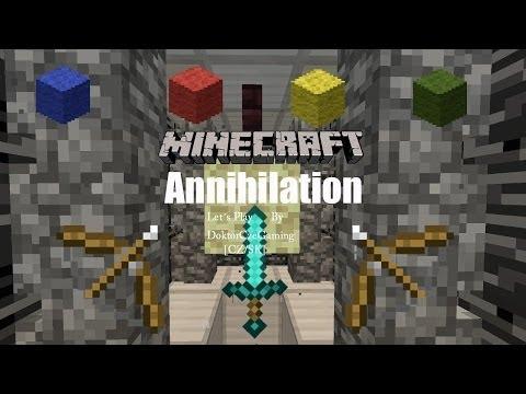 Jak hrát Annihilation/strenght  [ep.1] [CZ/SK]