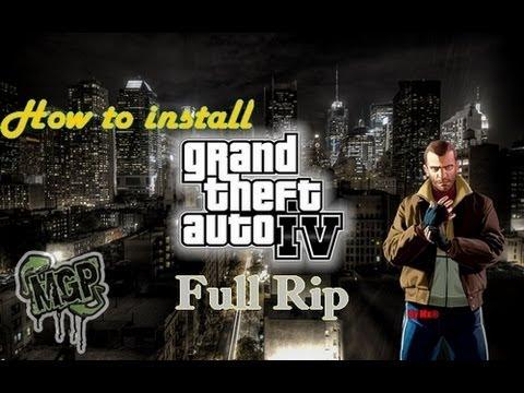 Gta IV Full Rip download