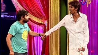Jabardasth - Dhana Dhan Dhanraj Performance on 18th July 2013