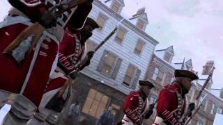 "Assassins Creed 3 ""Трейлер дня независимости США"""