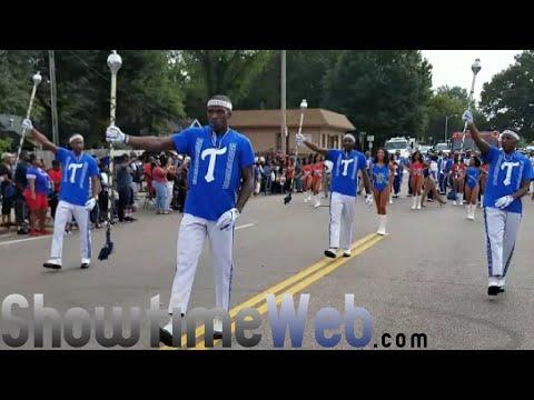 TnSU Marching Band - SHC Parade 2018