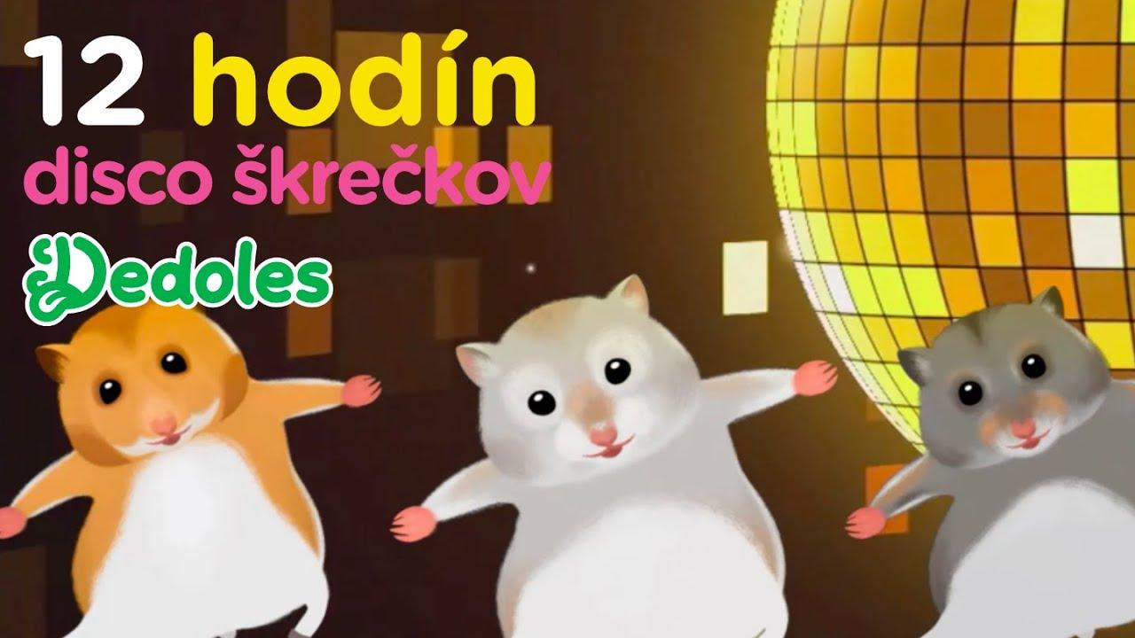 Download Dedoles - 12 hodín disco škrečkov