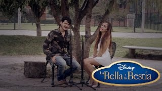 La Bella y la Bestia / Beauty and the Beast (Cover) Laura Buitrago ft. Andy Palacio