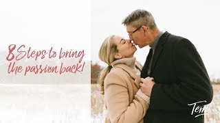 8 Steps to Bring the Passion Back  Terri Cole 2019