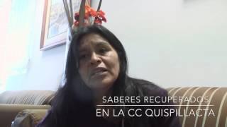 Conocimiento local indígena para la gestión del agua