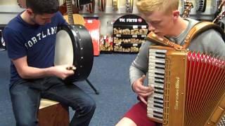 Dan Green & Matt Murphy @ Hobgoblin Music Birmingham