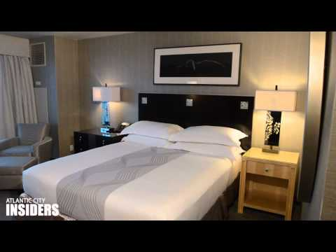 Standard Hotel rooms at Borgata Hotel Casino & Spa and The Water Club