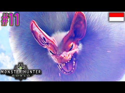 Lawan Paolumu (Monster Balon) | Monster Hunter World Indonesia #11