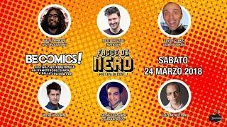 Facce di Nerd livissimo al Padova Be Comics