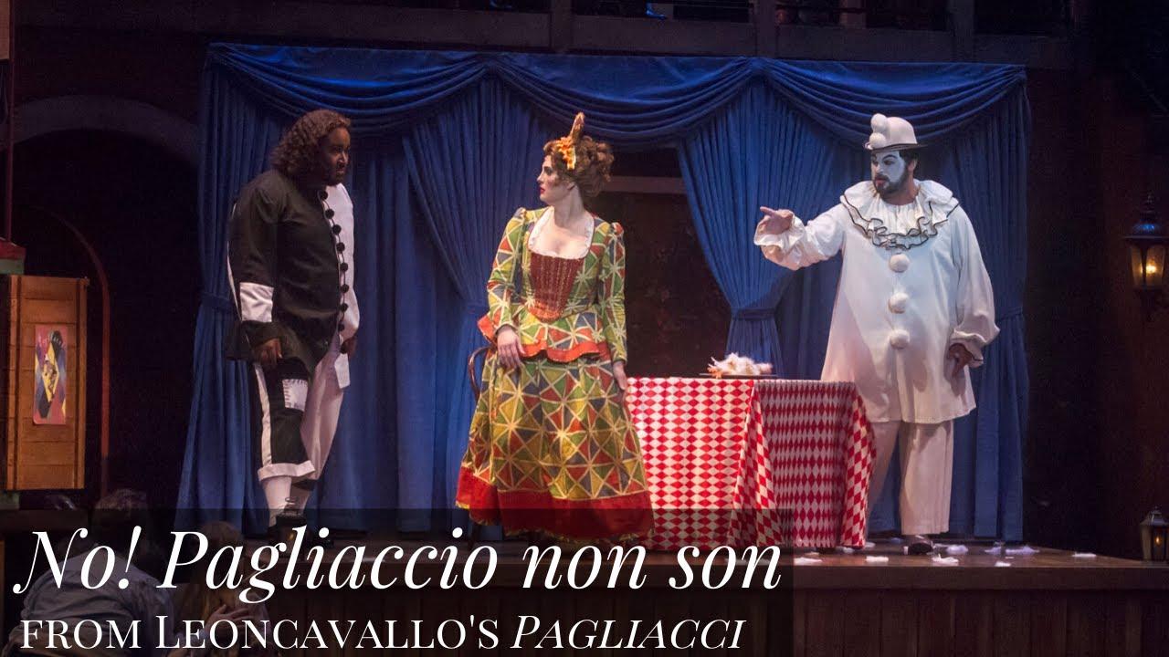 """""""No! Pagliaccio non son"""" from PAGLIACCI (Leoncavallo) - Dane Suarez, tenor"""