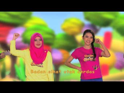 Chichi dan Chacha - Season 2 - Sukan - Ukulele - Lompat Si Katak Lompat