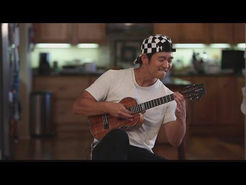 Kristy - Jake Shimabukuro at Home