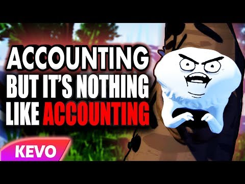 Accounting VR but its nothing like accounting