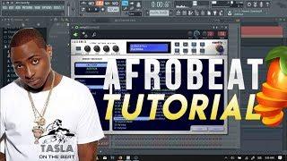 How To Make an Afrobeat | Fl Studio 12 Tutorial 2017 + FLP