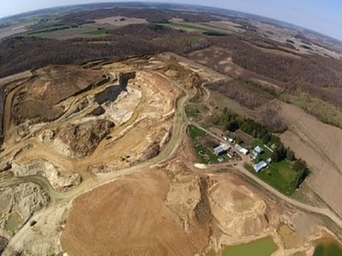 Wisconsin Debates Fracking As Sand Mining For Drilling Booms
