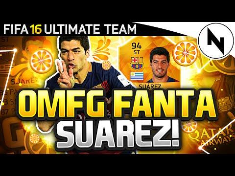 I GOT MOTM 94 RATED SUAREZ!! FIFA 16 Ultimate Team
