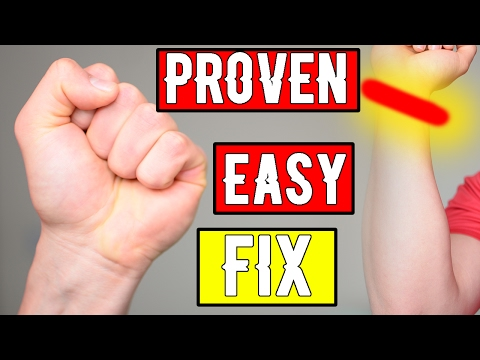 SMALL WRISTS? How To Make Wrists Bigger EXERCISES (GET BIGGER FOREARMS)