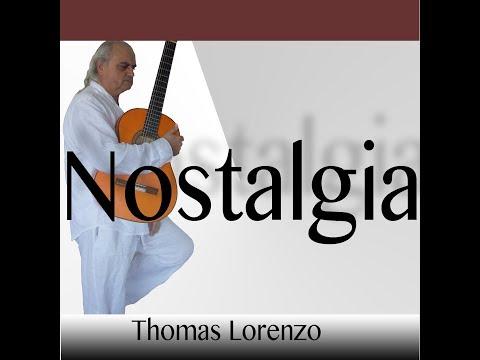 Nostalgia Thomas Lorenzo Flamenco Guitar