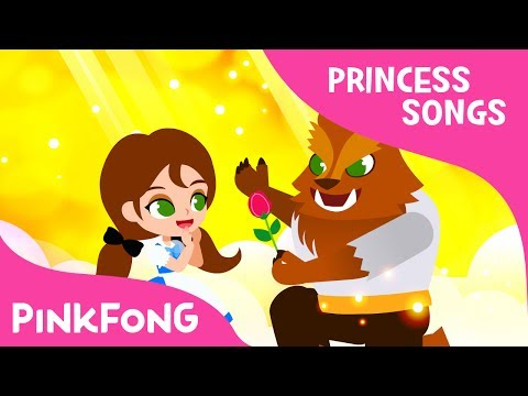 Beauty and the Beast | Princess Songs | Pinkfong Songs for Children
