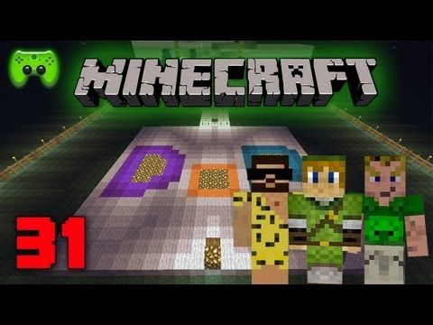 MINECRAFT Adventure-Map # 31 - Domains of Parkour «» Let's Play Minecraft   HD