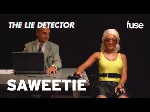 Saweetie Takes A Lie Detector Test