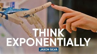 Consciousness: The New Space For Exploration | Jason Silva