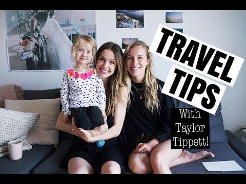 Travel Tips (from a flight attendant!!)