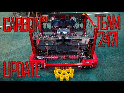 Team 2471  Carb³ Update