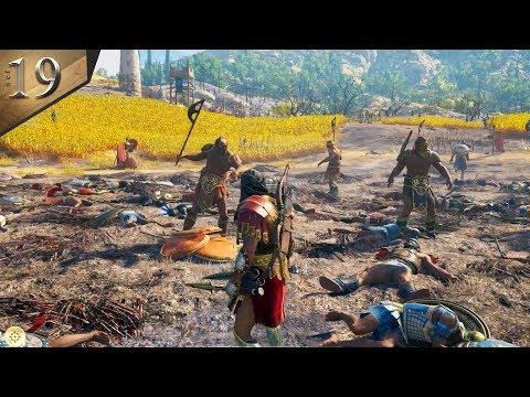 Assassins Creed: Odyssey - Part 19 - ALL OUT WAR