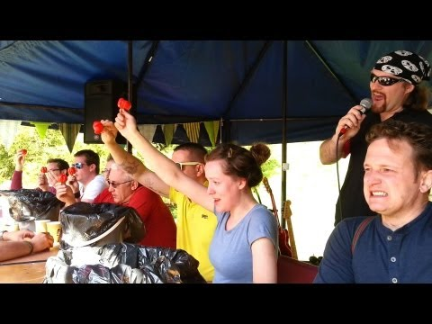 Chilli Eating Contest | Eastnor Castle Festival | 5th May 2013