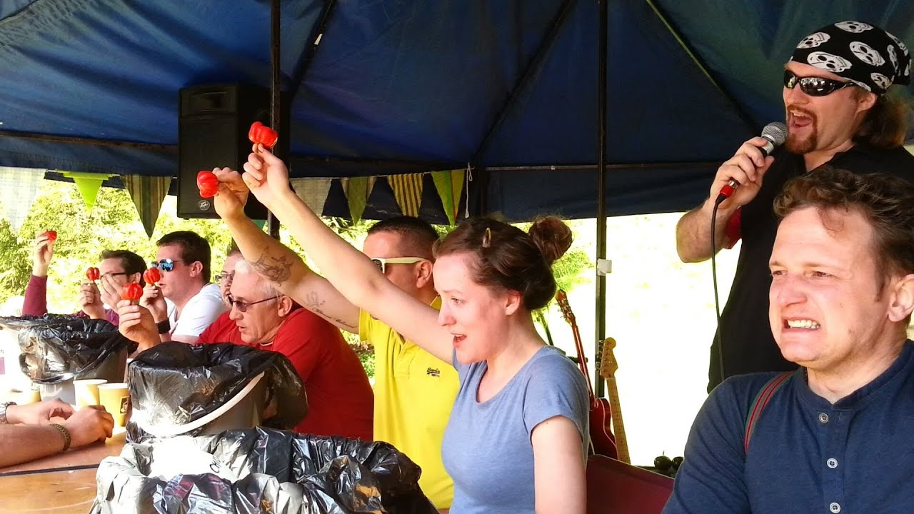 Chilli Eating Contest | Eastnor Castle Festival | 5th May ...