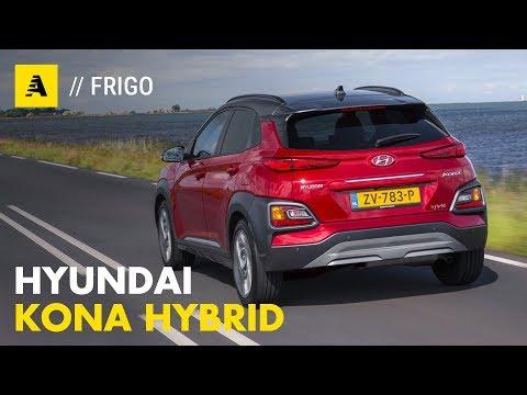 Hyundai Kona Hybrid | Il SUV compatto è ancora più adatto alla città