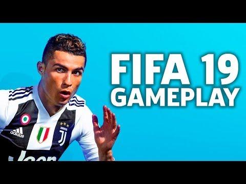 FIFA19 ON TÄÄLLÄ!! FUT DRAFT & PACKS!