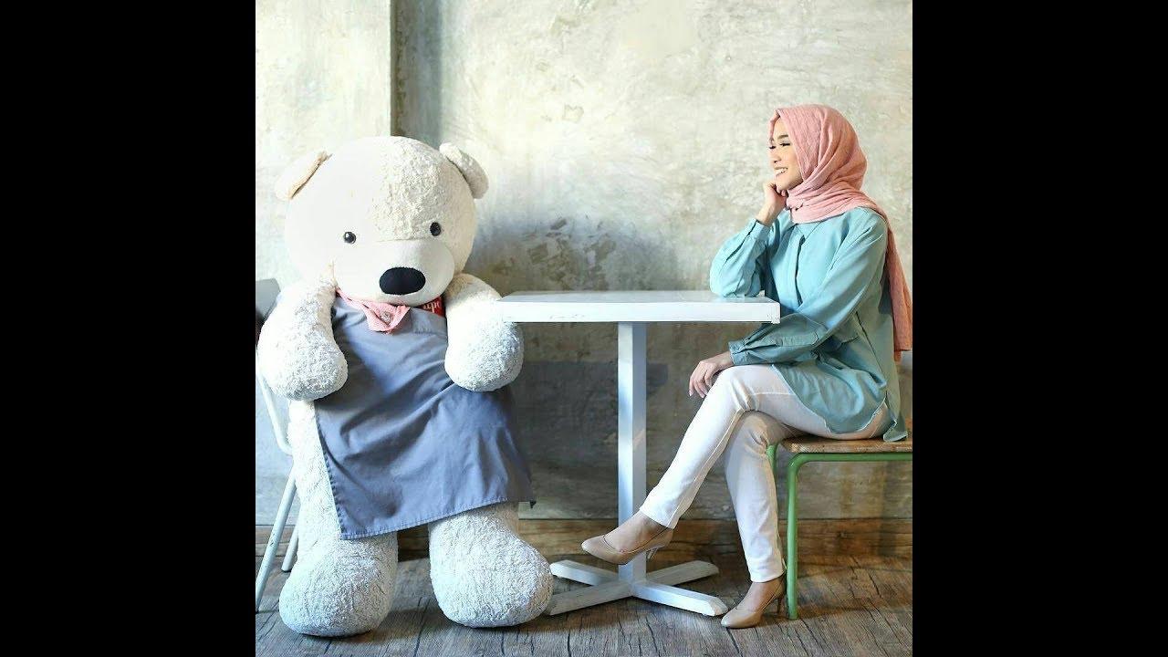 Perpaduan Warna Baju Hijau Tosca Dengan Jilbab Paling Modis Youtube