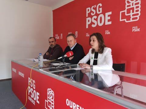 """El PSOE acusa al gobierno local de""""xogar ó Monopoly"""" con la gestión urbanística"""