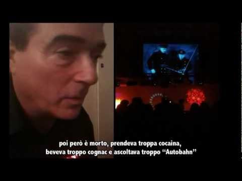 Intervista a Wolfgang Flur_Ex Kraftwerk