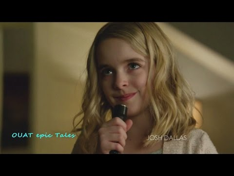 Once Upon A Time 6x20  Opening Young Emma Singing  & Tape Recording Season 6 Episode 20