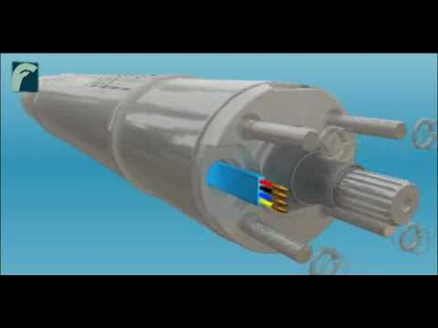 How submersible motor works