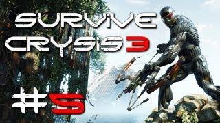 Crysis 3 Gameplay #5 - Let