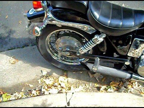 How To Make My Suzuki Sound Like A Harley