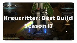 Diablo 3 - Kreuzritter: Best Build für Season 17 (LON Captain America)