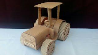 Cara Membuat Traktor John Deere