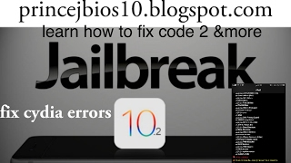 How to fix cydia errors var/lib/dpkg esay way iOS9-10.2