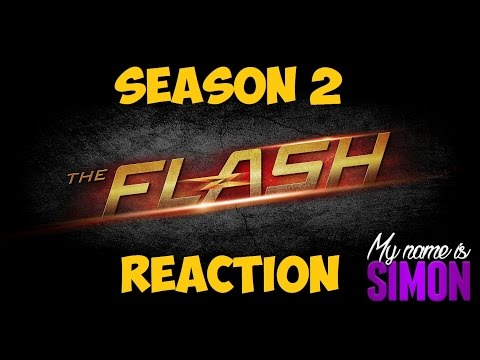 The Flash - Se2 Ep10 - Potential Energy - Reaction