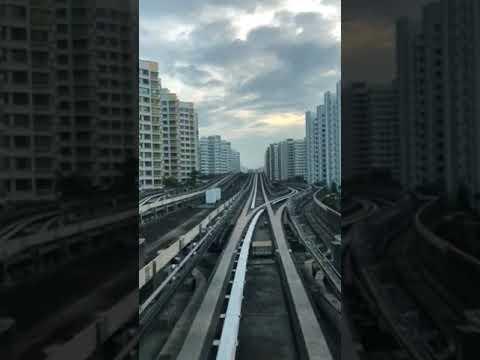 Singapore Metro Rail Transit 2018