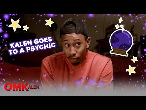 'OMKalen': Kalen Goes To A Psychic