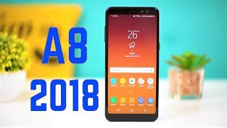 REVIEW SAMSUNG GALAXY A8 (2018) INDONESIA!